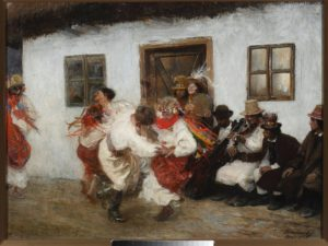 Teodor_Axentowicz_-_Kołomyjka